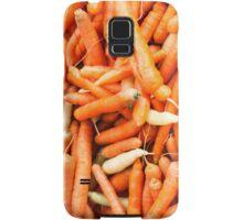 Carrots Samsung Galaxy Case/Skin