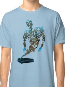Tattoo Ghost's Ink Memories Classic T-Shirt