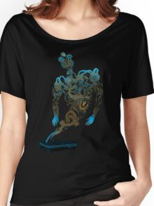 Tattoo Ghost's Ink Memories Women's Relaxed Fit T-Shirt