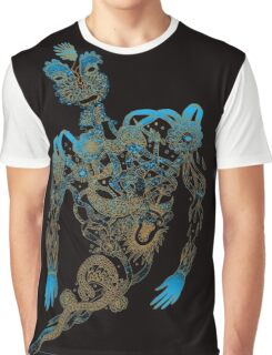 Tattoo Ghost's Ink Memories Graphic T-Shirt