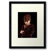 Rose Davis Framed Print