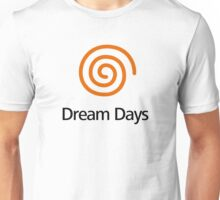 Dreamcast (Old School Shirt) Version.03 Unisex T-Shirt