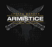 Armistice: Knives Shirts & Hoodies by armisticemovie