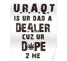 URAQT - M.I.A. Poster