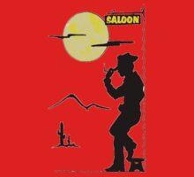 Cowboy Saloon One Piece - Long Sleeve