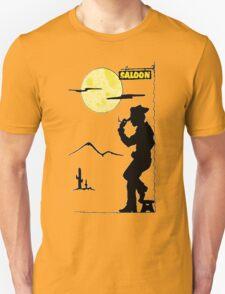 Cowboy Saloon Unisex T-Shirt
