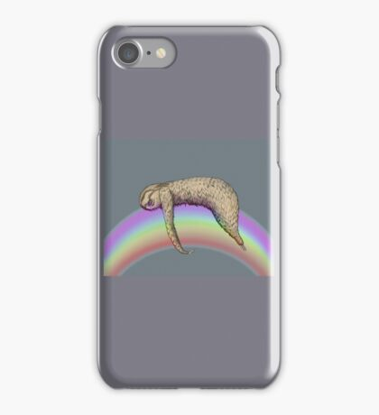 Sloth Paradise iPhone Case/Skin