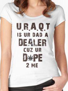 URAQT - M.I.A. Women's Fitted Scoop T-Shirt