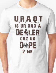 URAQT - M.I.A. T-Shirt