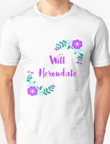 Will Herondale ( The Infernal Devices ) T-Shirt