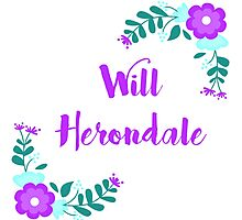 Will Herondale ( The Infernal Devices ) Photographic Print