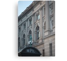 Milwaukee Public Library Metal Print