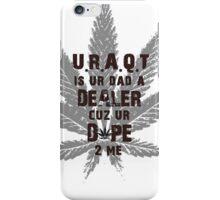 URAQT - M.I.A. iPhone Case/Skin