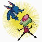 Invader Stitch! by fmm3