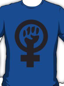 Feminist (black) T-Shirt