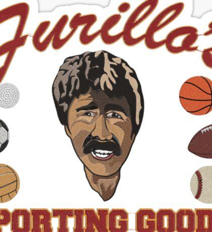 Furillo's Sporting Goods Sticker
