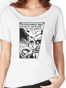 On Your Knees! Women's Relaxed Fit T-Shirt