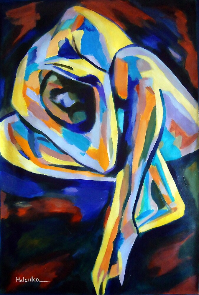 """Inner reality"" by Helenka"