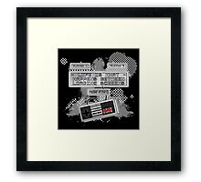 Gamer Life Framed Print