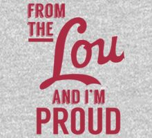 From the Lou and I'm Proud by geekingoutfitte