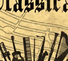 Classical Sticker