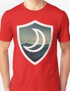 Water & White T-Shirt