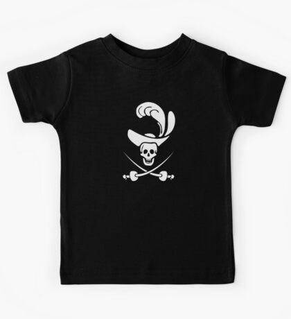 Pirates of Neverland Kids Tee