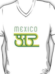 Retro Mexico '86 vintage soccer shirt T-Shirt
