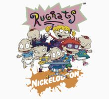 Rugrats by HalLegion