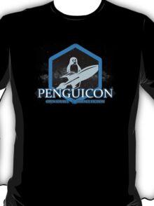 Ltd Edition Blue Penguicon Galaxy T-Shirt