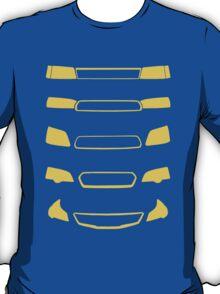 Subaru Legacy Generations T-Shirt