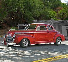 1941 Chevrolet 'Super Deluxe' Coupe by DaveKoontz