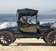 1915 Ford Model T Roadster - Profile by DaveKoontz