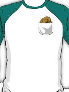 Pocket Helix T-Shirt