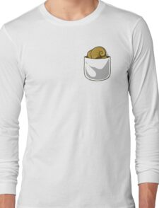 Pocket Helix Long Sleeve T-Shirt