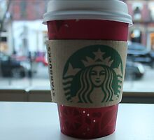 Starbucks in Boston by Abby Sloan