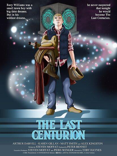 The Last Centurion by mikaelaK