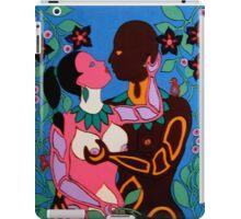 Adam and Eve i-pad case iPad Case/Skin