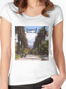 Bev. Hills Women's Fitted Scoop T-Shirt