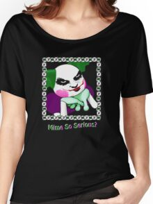 Mime So Serious? Women's Relaxed Fit T-Shirt