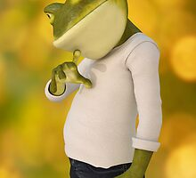 Ribbits The Frog by Liam Liberty