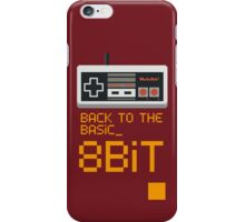 back to the basic_ iPhone Case/Skin
