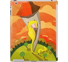 Rapunzel iPad Case/Skin