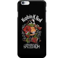 Kaptain's Rum iPhone Case/Skin