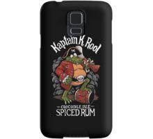 Kaptain's Rum Samsung Galaxy Case/Skin