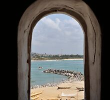 Elmina Castle by Gemma Keir