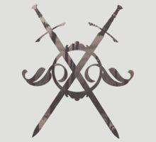 Crossed Swords by leucanthemum