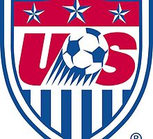 USA Soccer Team Logo by aminamorris
