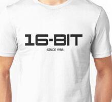 16-Bit Since '88 Unisex T-Shirt