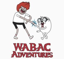 WABAC Adventures by WhitStand